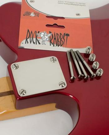 Ti Fender Neck Screw Kit