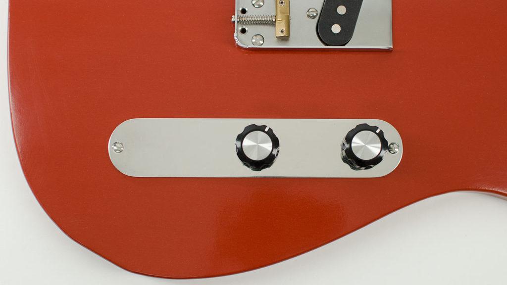 RockRabbit Deuce Telecaster Control Plate