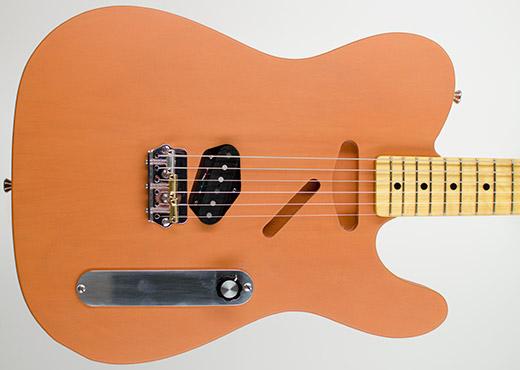 RockRabbit ESQ Tele Plate on Telecaster Guitar