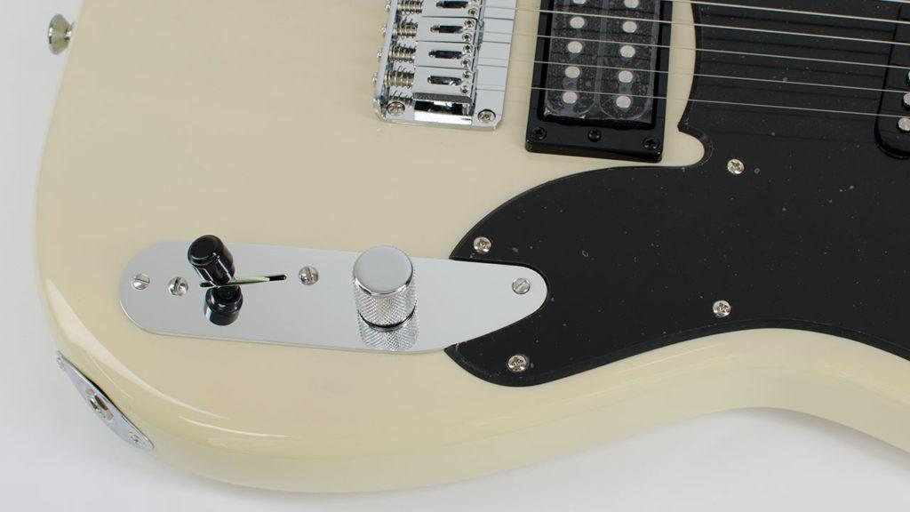 RockRabbit Vintage Modified 51 Control Plate
