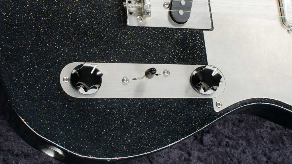 5Way Telecaster Control Plate by RockRabbit Guitars