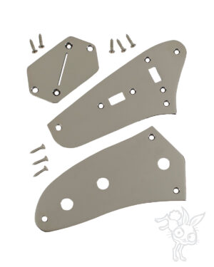 RockRabbit JM Angle Jaguar Control Plates
