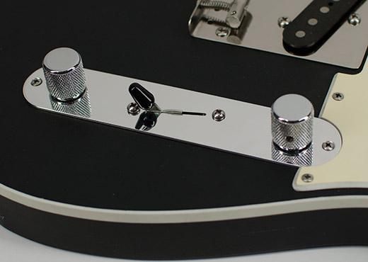 Center Angle Telecaster Plate by RockRabbit